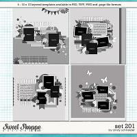 Cindy's Layered Templates - Set 201 by Cindy Schneider