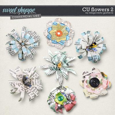 CU Flowers 2 by Blagovesta Gosheva