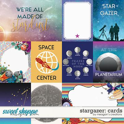 Stargazer: Cards by Meagan's Creations