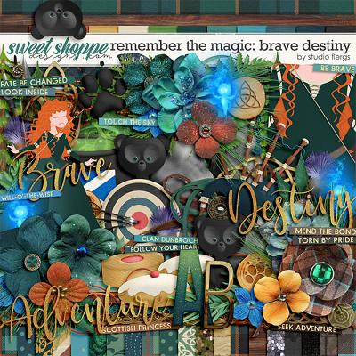 Remember the Magic: BRAVE DESTINY by Studio Flergs