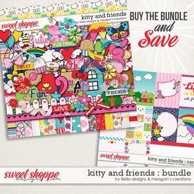 Kitty and Friends : Bundle by Lliella Designs & Meagan's Creations