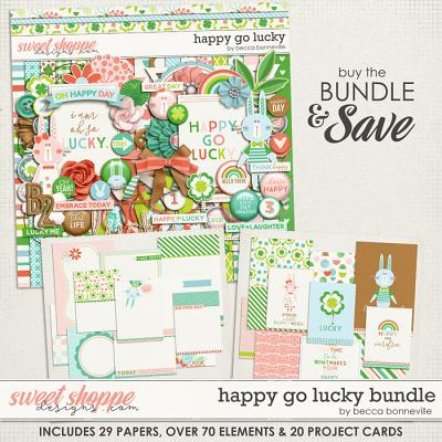 Happy Go Lucky Bundle by Becca Bonneville