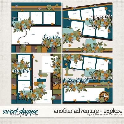 Another Adventure - Explore Layered Templates by Southern Serenity Designs