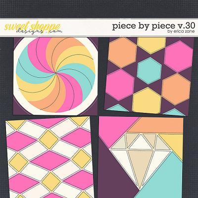 Piece by Piece v.30 Templates by Erica Zane