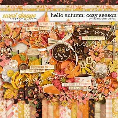 Hello Autumn: Cozy Season by Kristin Cronin-Barrow
