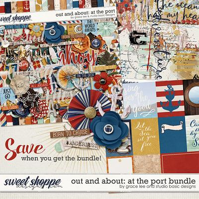 Out and About: At the Port Bundle by Grace Lee and Studio Basic Designs