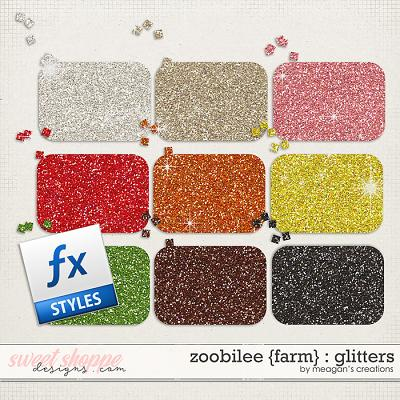Zoobilee {Farm} : Glitters by Meagan's Creations
