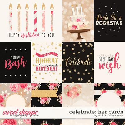 Celebrate: Her Cards by Kristin Cronin-Barrow