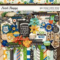 Go Your Own Way by Kristin Cronin-Barrow