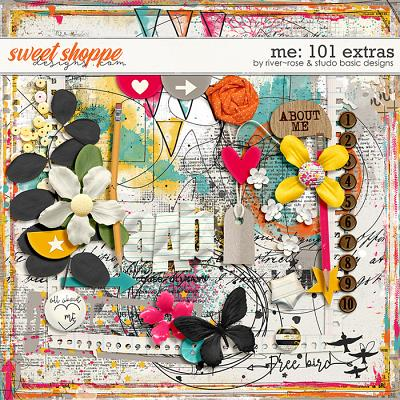 Me: 101 Extras by River~Rose and Studio Basic