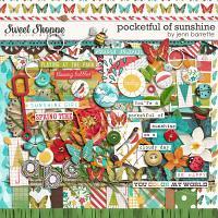 Pocketful Of Sunshine by Jenn Barrette
