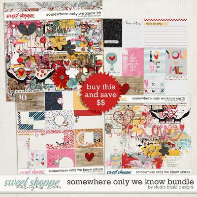 Somewhere Only We Know Bundle by Studio Basic