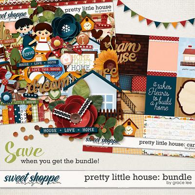 Pretty Little House: Bundle by Grace Lee