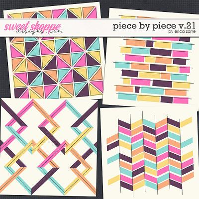 Piece by Piece v.21 Templates by Erica Zane