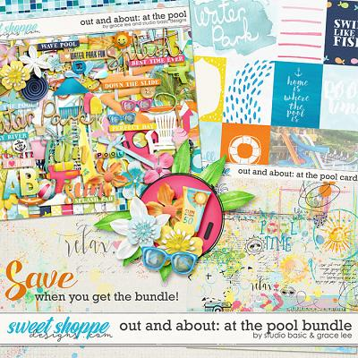 Out and About: At the Pool Bundle by Grace Lee and Studio Basic