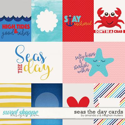 Seas the Day-Cards by Amanda Yi Designs and Meghan Mullens