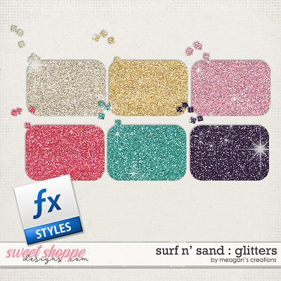 Surf N' Sand : Glitters by Meagan's Creations