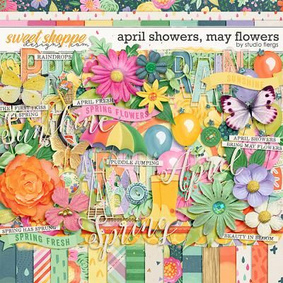 April Showers, May Flowers: KIT by Studio Flergs
