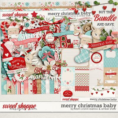 Merry Christmas Baby: Bundle by Amber Shaw & Kristin Cronin-Barrow