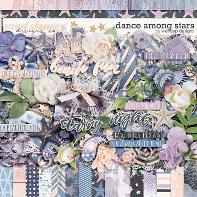 Dance among stars by WendyP Designs