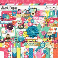 Glam Pop! by Traci Reed