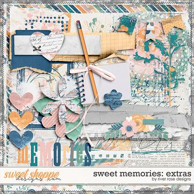Sweet Memories: Extras by River Rose Designs