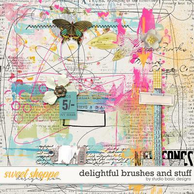 Delightful Brushes And Stuff by Studio Basic