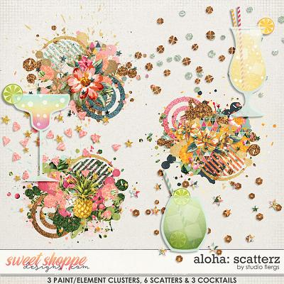 Aloha: SCATTERZ by Studio Flergs