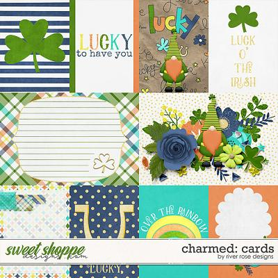 Charmed: Cards by River Rose Designs