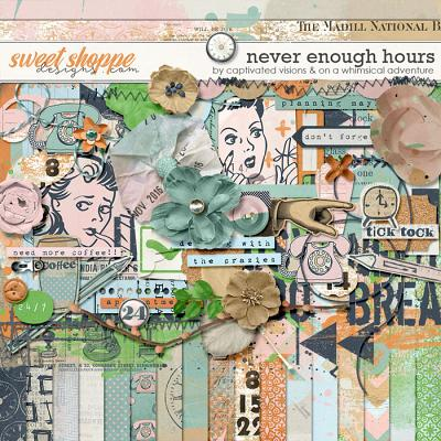 Never enough hours by Captivated Visions & On A Whimsical Adventure