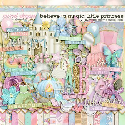 Believe in Magic: Little Princess by Amber Shaw & Studio Flergs