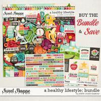 A Healthy Lifestyle: Bundle by Kristin Cronin-Barrow