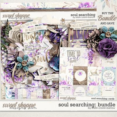 Soul Searching: Bundle by Kristin Cronin-Barrow