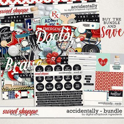 Accidentally Bundle by Digital Scrapbook Ingredients