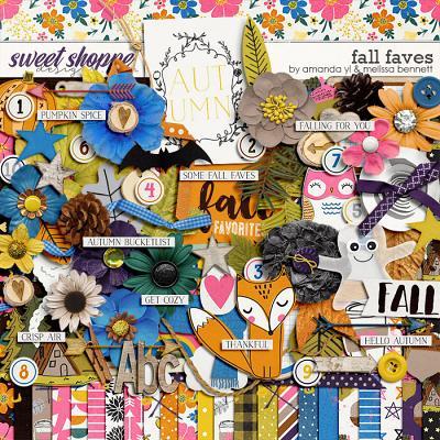 Fall Faves by Amanda Yi & Melissa Bennett