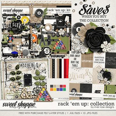 Rack 'Em Up: Collection + FWP by River Rose Designs