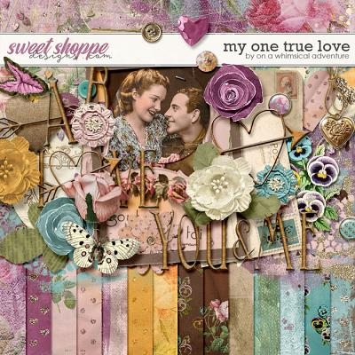 My One True Love Kit by On A Whimsical Adventure