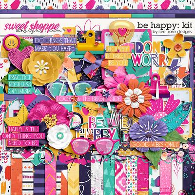 Be Happy: Kit by River Rose Designs