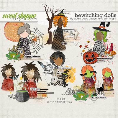 Bewitching Dolls by Studio Basic and Erin Wright