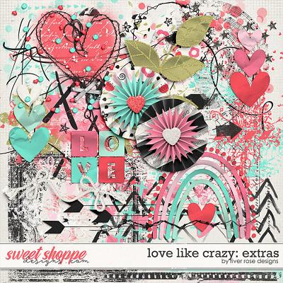 Love Like Crazy: Extras by River Rose Designs
