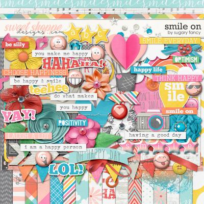Smile On Kit by Sugary Fancy