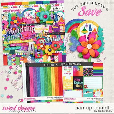 Hair Up: Bundle by Amber Shaw