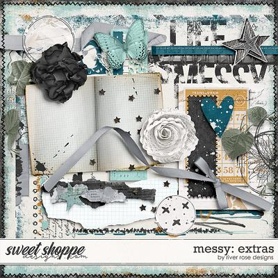 Messy: extras by River Rose Designs