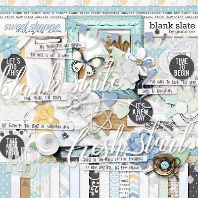 Blank Slate by Grace Lee