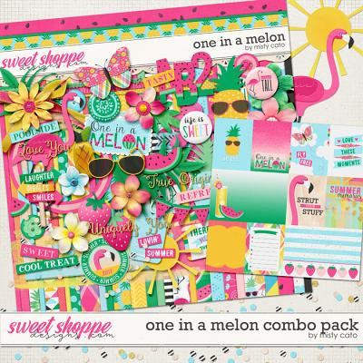 One in a Melon Combo Pack by Misty Cato