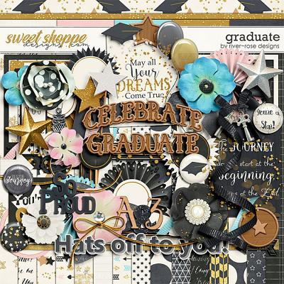 Graduate Kit by River Rose Designs