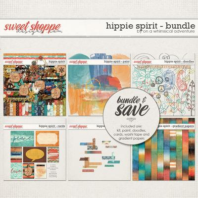 Hippie Spirit Bundle by On A Whimsical Adventure