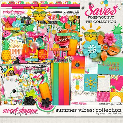 Summer Vibes: Collection by River Rose Designs