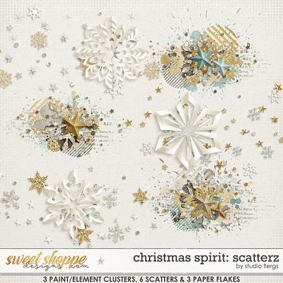 Christmas Spirit: SCATTERZ by Studio Flergs