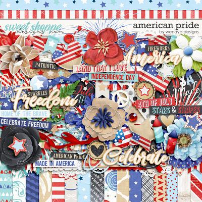 American pride by WendyP Designs